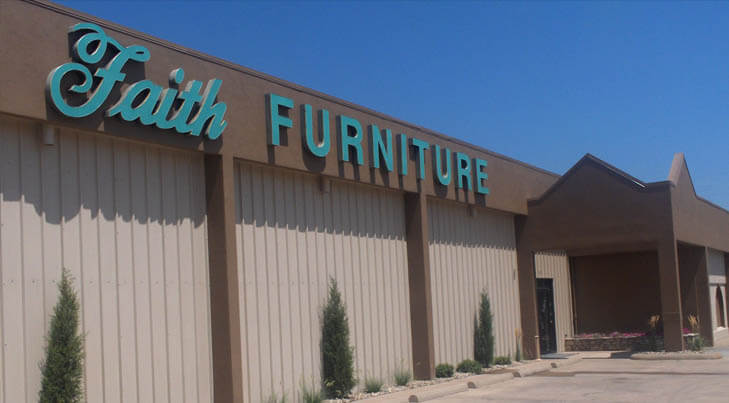 Faith Furniture Storefront